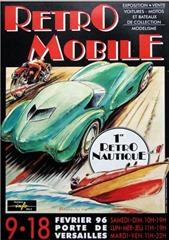 rétromobile1996