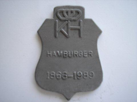 Naam: HamburgerPlaats: UtrechtJaartal: 1866-1989