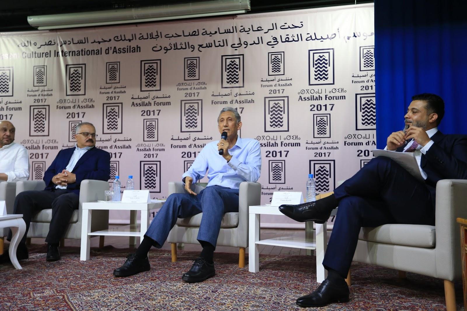 2017-7-22 ندوة الفكر العربي المعاصر والمسالة الدينية - يوم 2