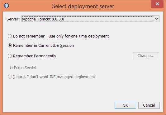 Desplegar servlet en servidor tomcat