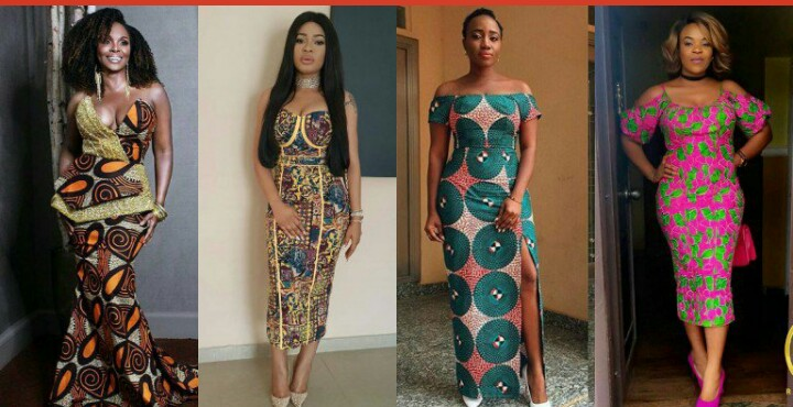 Rock these wedding guest Ankara styles. - WELCOME TO VICKYSECRET BLOG!