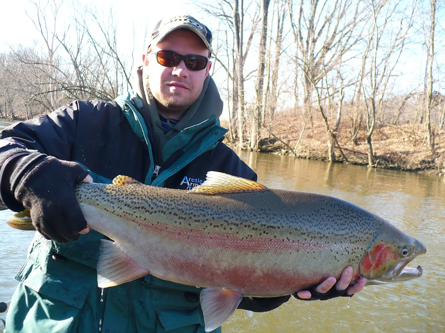 Grand River Steelhead Fishing Guide