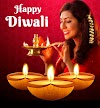 Happy Diwali photo frame Android Application