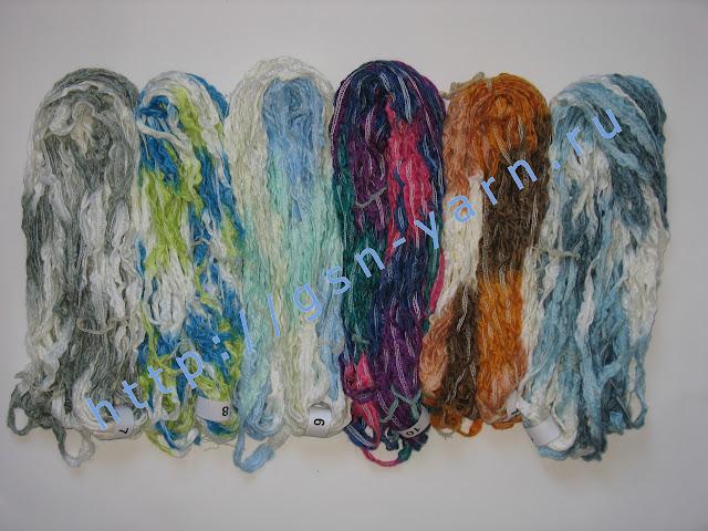 пряжа, пряжа купить, фантазийная пряжа, пряжа секционного крашения, секционная пряжа, пряжа для ручного вязания, пряжа полиэстер, плоская пряжа, ленточная пряжа, ленточная пряжа купить, разноцветная пряжа