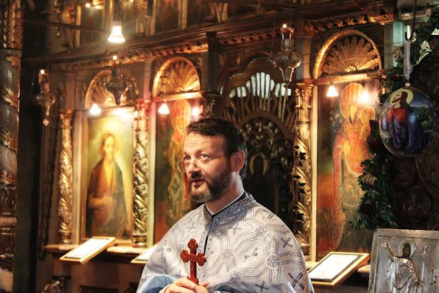 """6 August - Sf. Liturghie - """"Schimbarea la Față"""""""