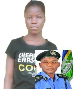 Photo 20-year-old Woman Who Drowns 2 Children Of Co-wife In Well  In Nasarawa