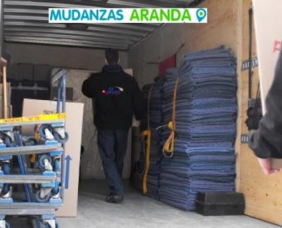Empresas transportes Villálvaro