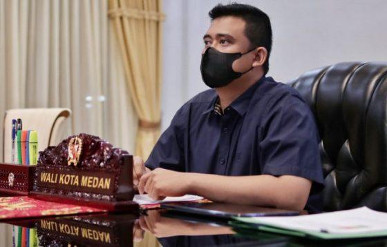 Wali Kota Bobby Sebut Camat Medan Maimun Mengundurkan Diri
