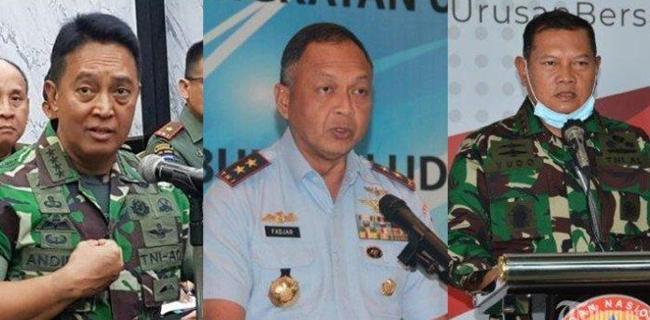 Pesaing Andika Perkasa Nambah, Pimpinan Komisi I: Kami Hanya Lakukan Fit And Proper Test