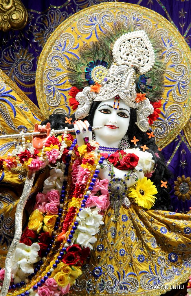 ISKCON Juhu Sringar Deity Darshan on 7th Sep 2016 (58)