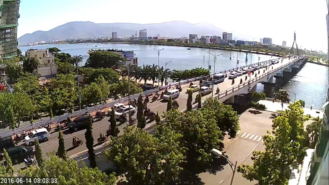 Ảnh chụp Đà Nẵng bằng camera giám sát của vp9.tv