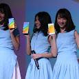Shania (Shanju), Gracia, Ayana (Achan) JKT48 Xiaomi Redmi Note 5 Launching Jakarta 18-04-2018 015