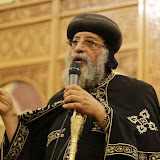 His Holiness Pope Tawadros II visit to St. Mark LA - _09A9245.JPG