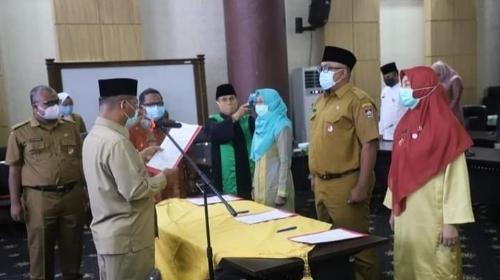 Pemko Padang Isi Jabatan Pranata Humas, Dijabat Ulil Amri