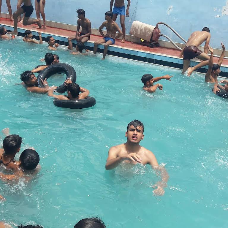 Tirupati Club Swimming Pool In Agra