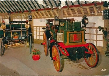 76  Peugeot 1898 et Panhard-Levassor 1895