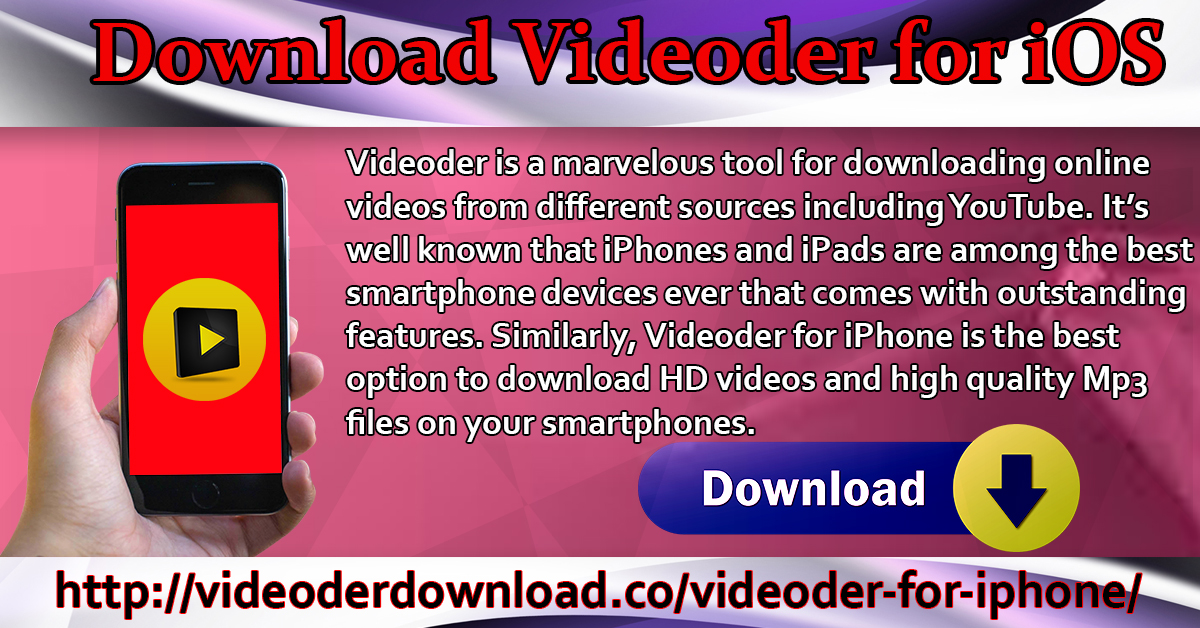 videoder for ios