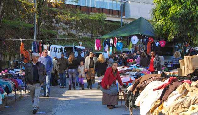 Alteração do local da feira semanal de Lamego