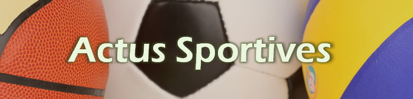 Actus Sportives