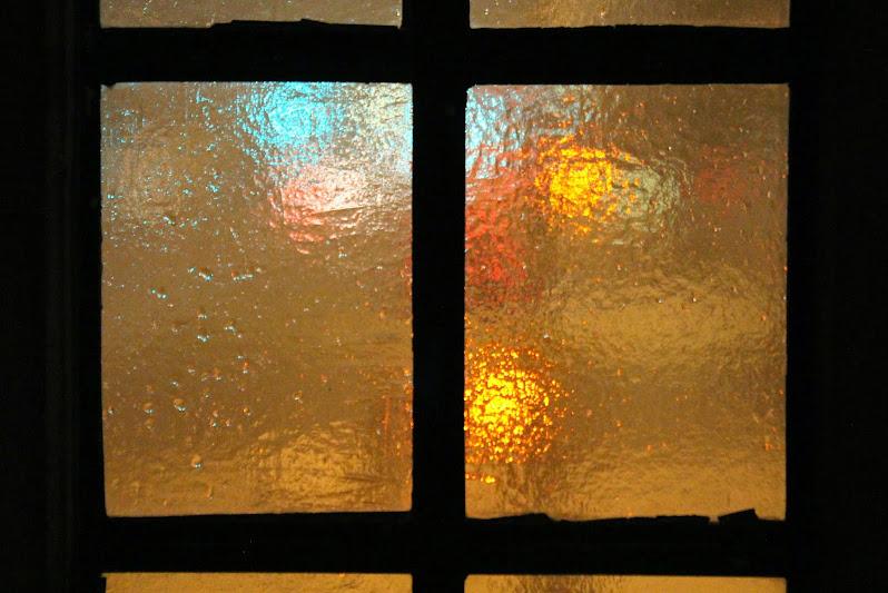 Window detail at Knox Presbyterian, Ottawa