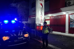 Patroli Langit Biru Antisipasi Kejadian Kriminalitas
