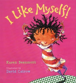 I Like Myself book cover