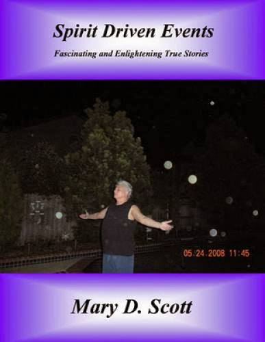 Interview With Spiritual Healer And Author Mary Scott
