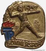 2031 Sommersportabzeichen herinneringsteken