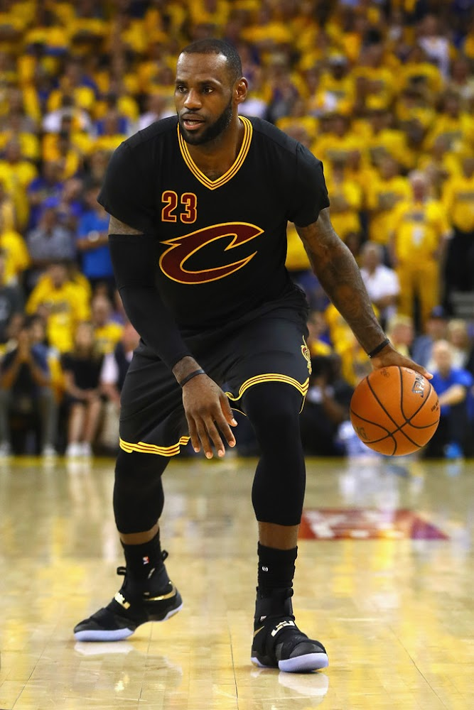 Finals MVP LeBron James Leads The Comeback and Brings Title to Cleveland!   NIKE LEBRON - LeBron ...