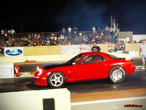 Mazda RX7 Drag Car