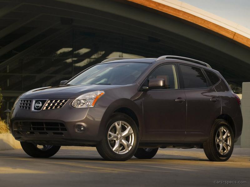 2009 nissan rogue suv specifications pictures prices. Black Bedroom Furniture Sets. Home Design Ideas