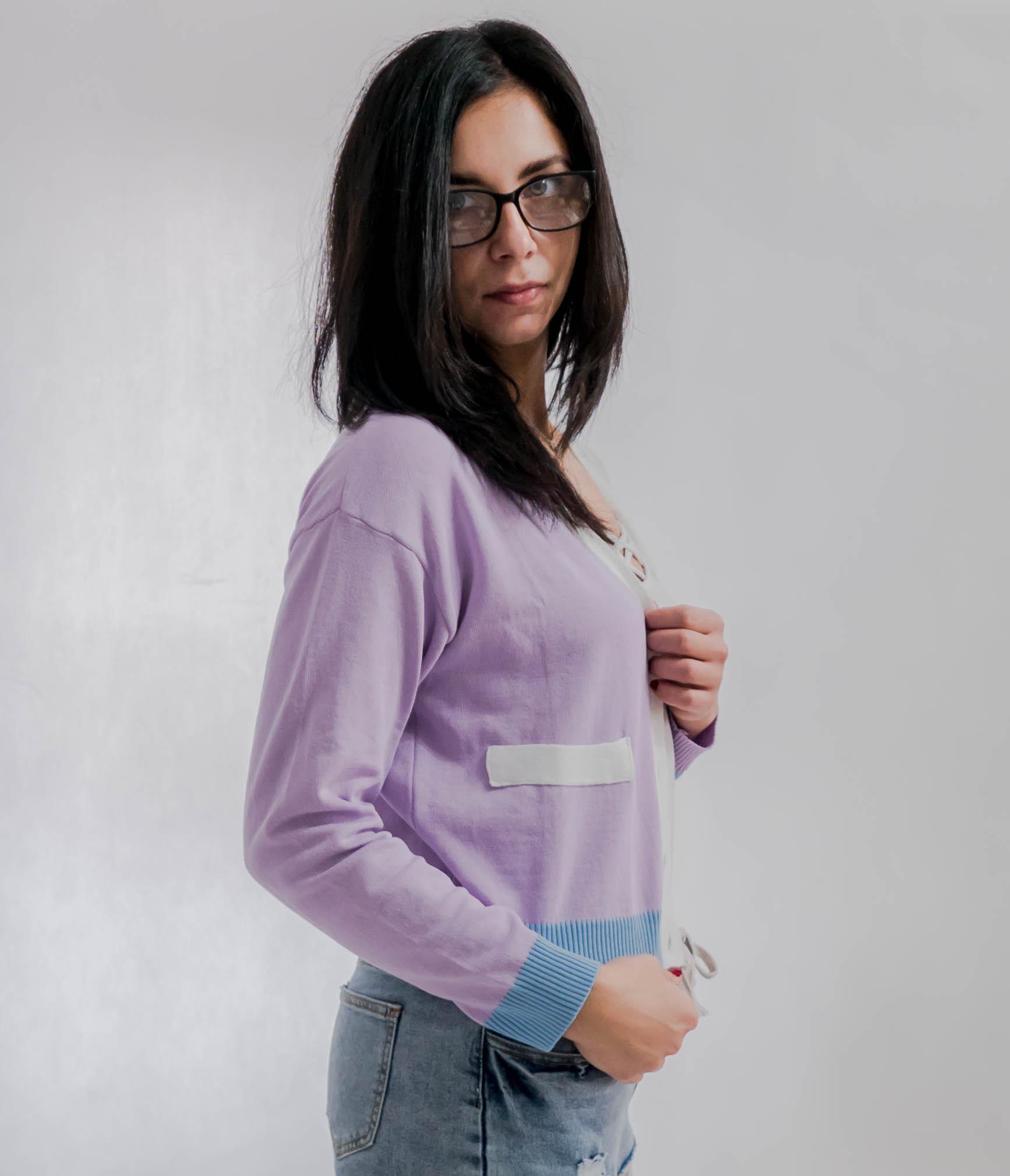 Rozpinane sweterki, kardigany na zimę 2020