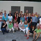 BBQ maandagavondgroep, 27-05-2005