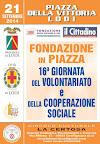 Volontariato in Piazza - Lodi