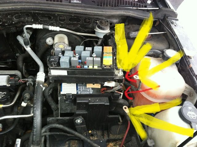 Img on 2004 Saturn Ion Battery