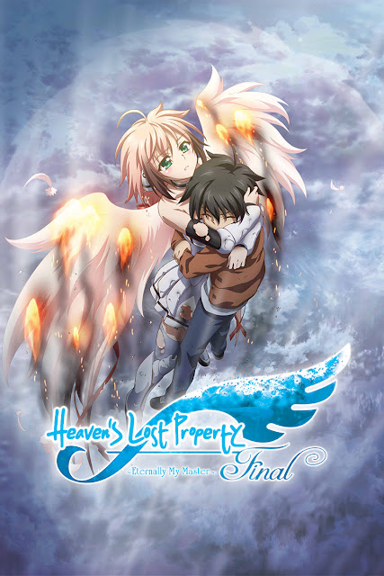 Heaven's Lost Property Final: The Movie – Eternally My Master