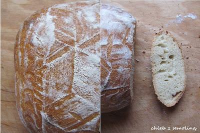 Weekendowa Piekarnia #120: Chleb z semoliną