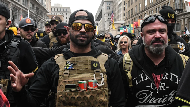 Proud Boys Leader Denies New Report That Claims He Was 'Prolific' Law Enforcement Informant