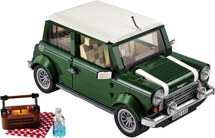 Contenido de Lego® 10242 Mini Cooper