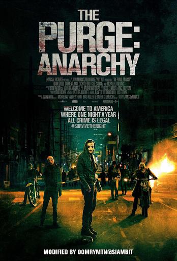 The Purge : Anarchy (2014) คืนอำมหิต : คืนล่าฆ่าไม่ผิด