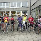 Cykloturistický kurz 8. AB 2011