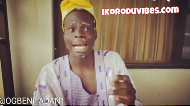 [Comedy Video] Ogbeni Adan (Baba Adan) – When African Father Finds Out About Neymar's Salary At PSG!