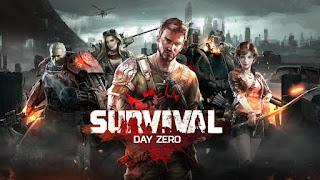 Survival Day Zero MOD APK v1.0 (Unlimited Gold)