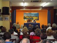Conferencia de Isabel Oliver en la Casa de Melilla en Valencia: Blasco Ibáñez, Político y Escritor Comprometido