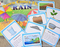 Activity Using Our Water Cycle Learning Pack
