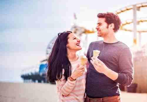 Una pareja debe afrontar las dificultadres siempre JUNTOS