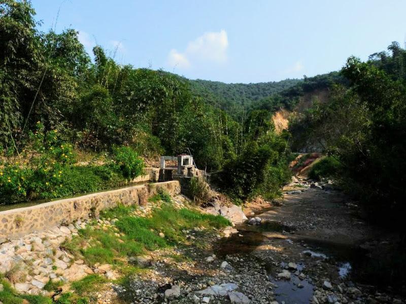 Fujian.en route pour Tou Lou