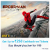 Paytm - Get 100% Cashback on Spider man Movie Booking