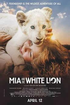 Capa A Menina e o Leão Torrent
