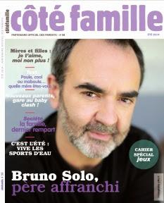 magazine Côté Famille et recettes pour bébé